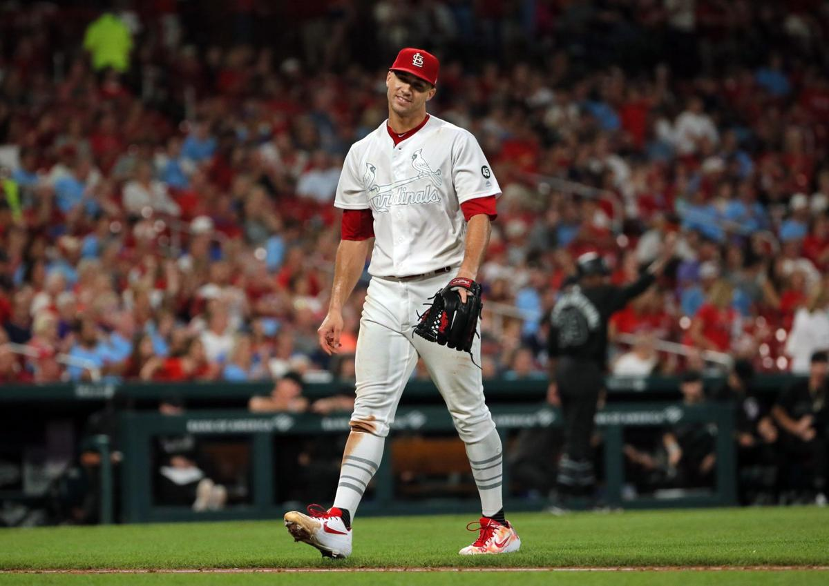 Blossoming ace Flaherty dazzles as Cardinals override the Rockies, reclaim first place