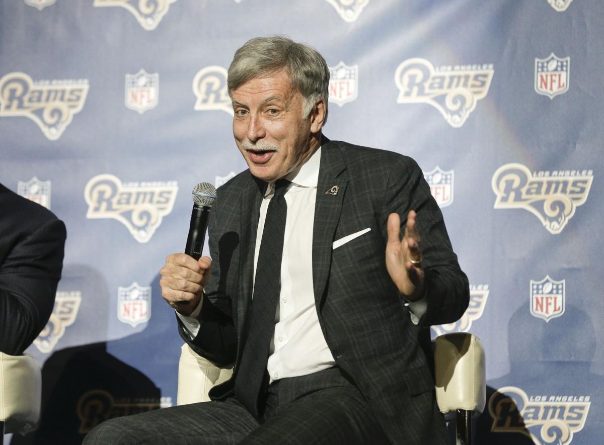Rams Return Football