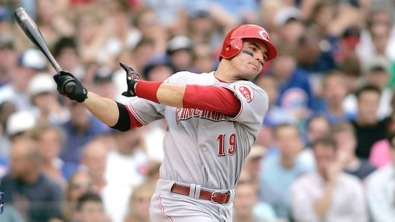 Reds 1B Joey Votto