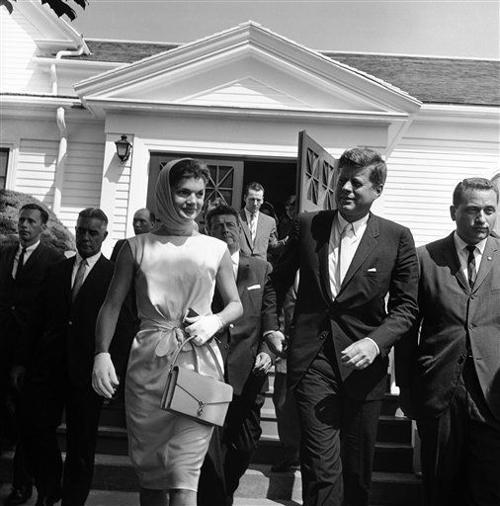 1961: John Kennedy, JFK, Jacqueline Kennedy