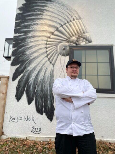 Chef James Palen
