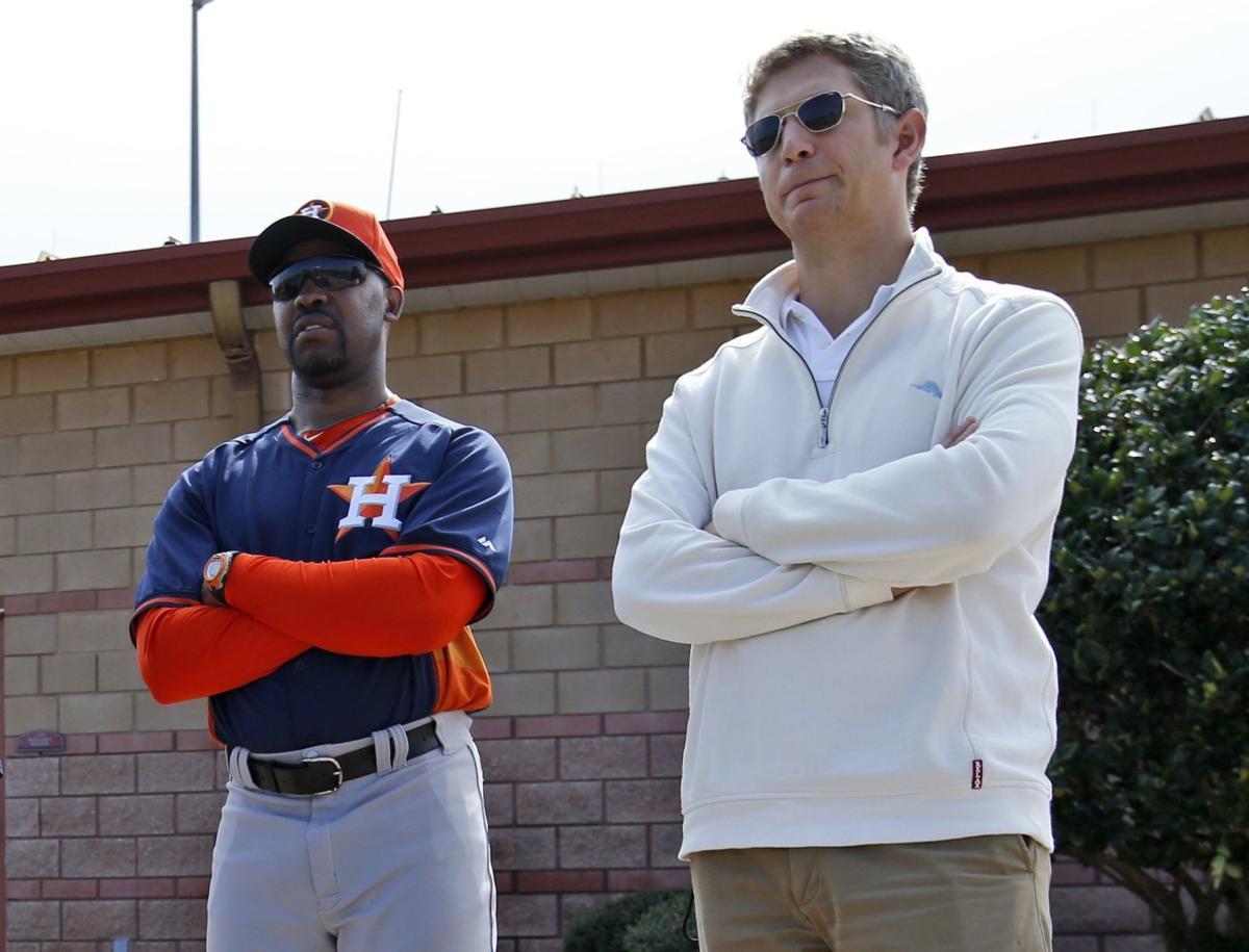 Baseball notebook: Orioles hire Astros' Elias to be GM