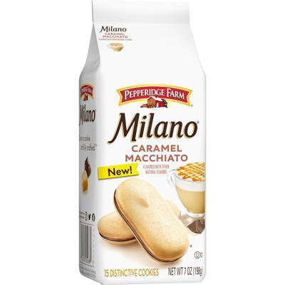 Caramel macchiato Milano cookies