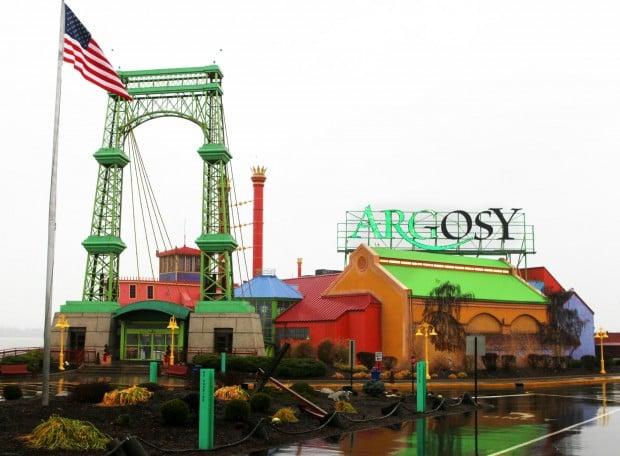 Argosy casino st louis mo harrows casino