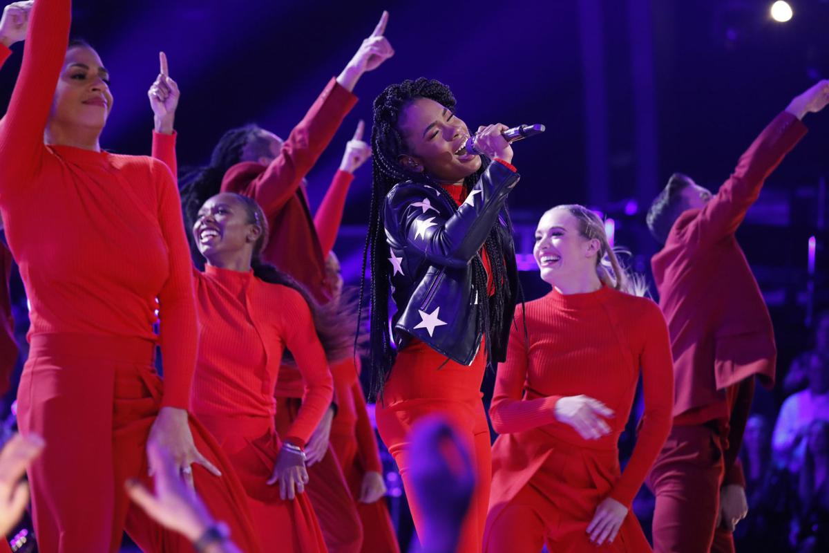 "Will Kennedy Holmes win ""The Voice' tonight after Monday's performances?"