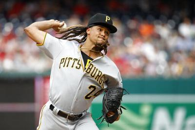 another chance e5ece 97422 Baseball notebook: Pirates' Archer begins suspension ...