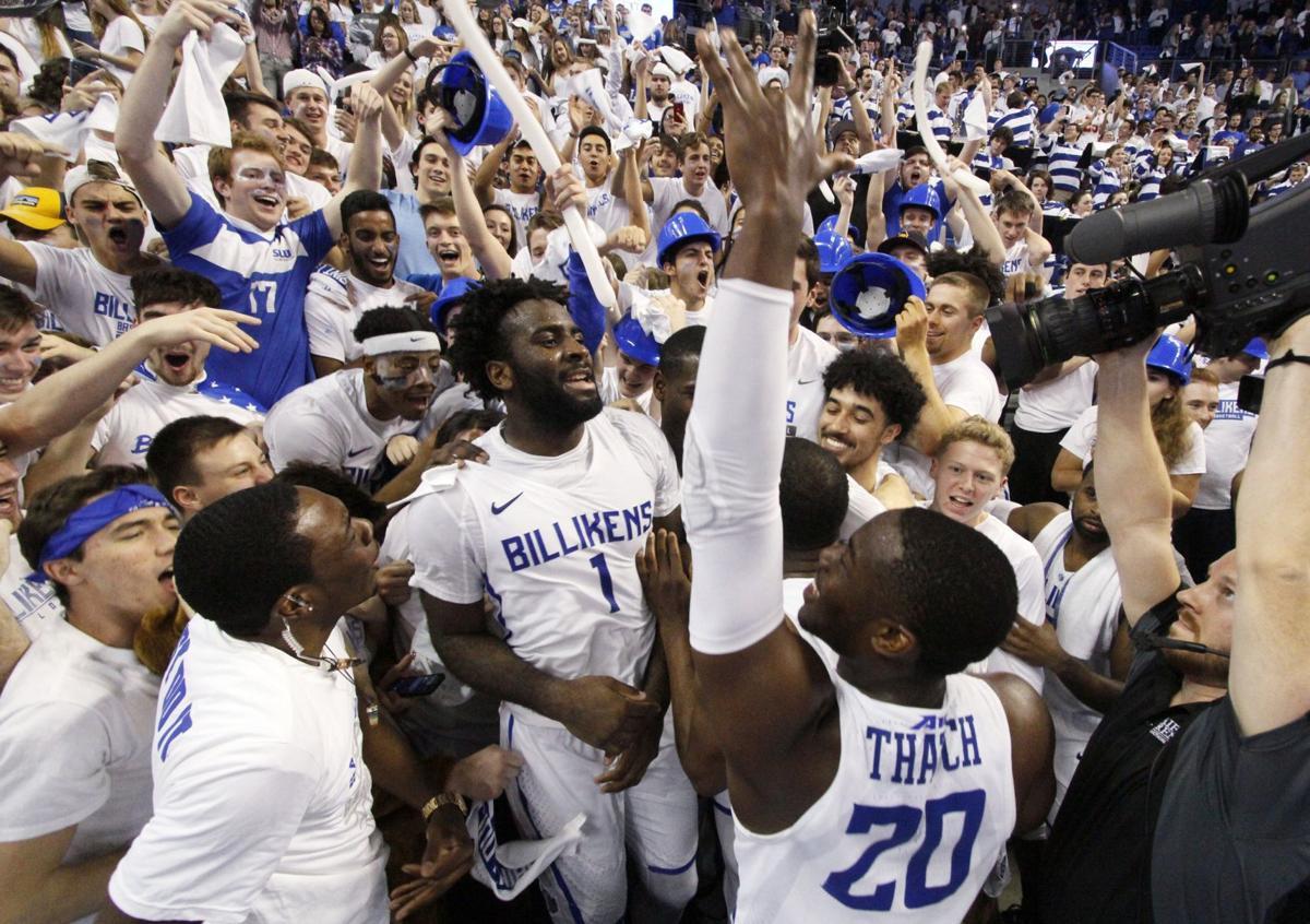 Gallery: SLU Billikens beat the Butler Bulldogs 64-52