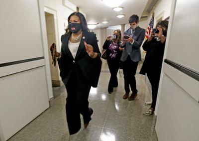 Cori Bush makes history as first Black Congresswoman in Missouri