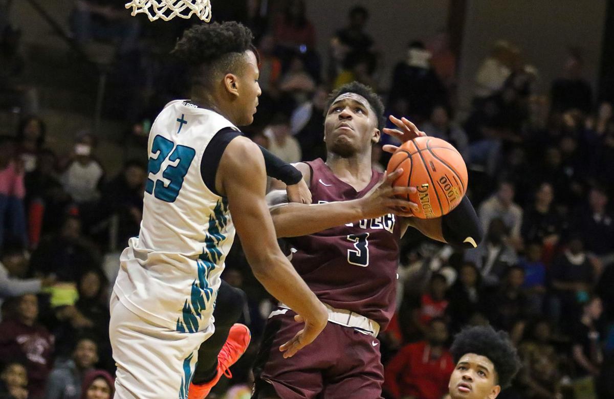 Cardinal Ritter vs. O'Fallon Christian boys basketball