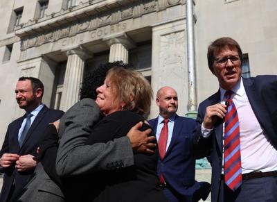 Jury awards $550 million to plaintiffs against Johnson & Johnson