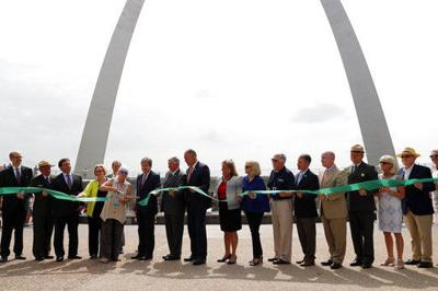 Do-over set after all-white photo at St. Louis dedication