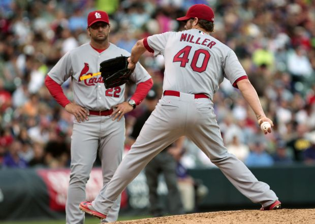 Mike Matheny Shelby Miller