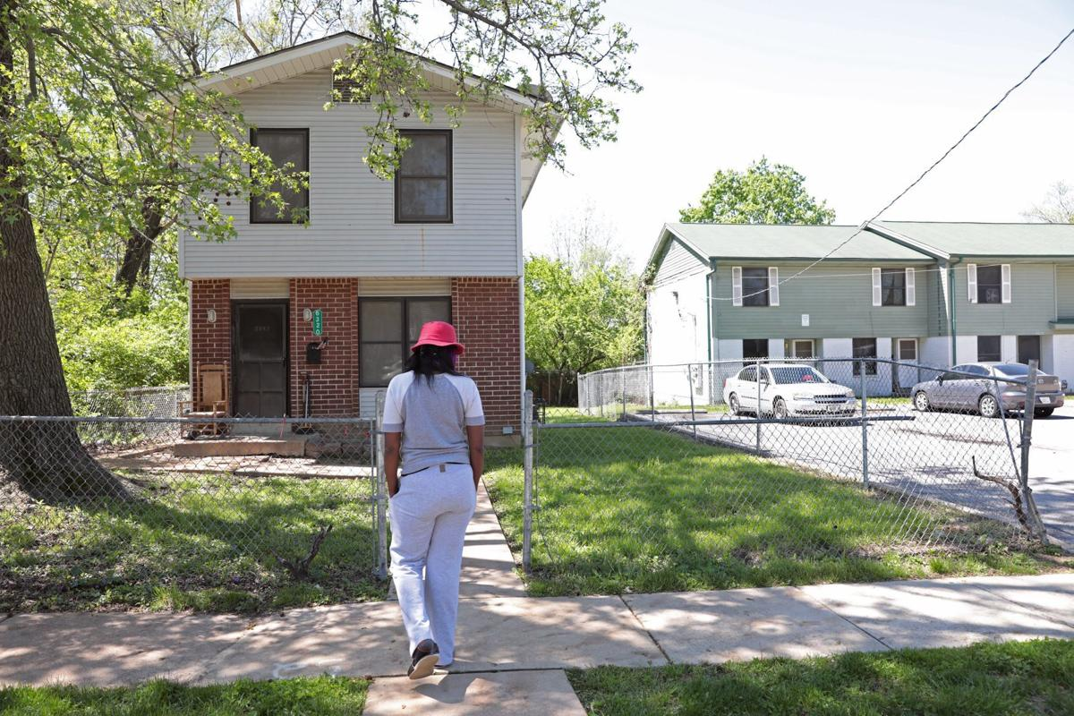 Public housing units in Wellston at risk