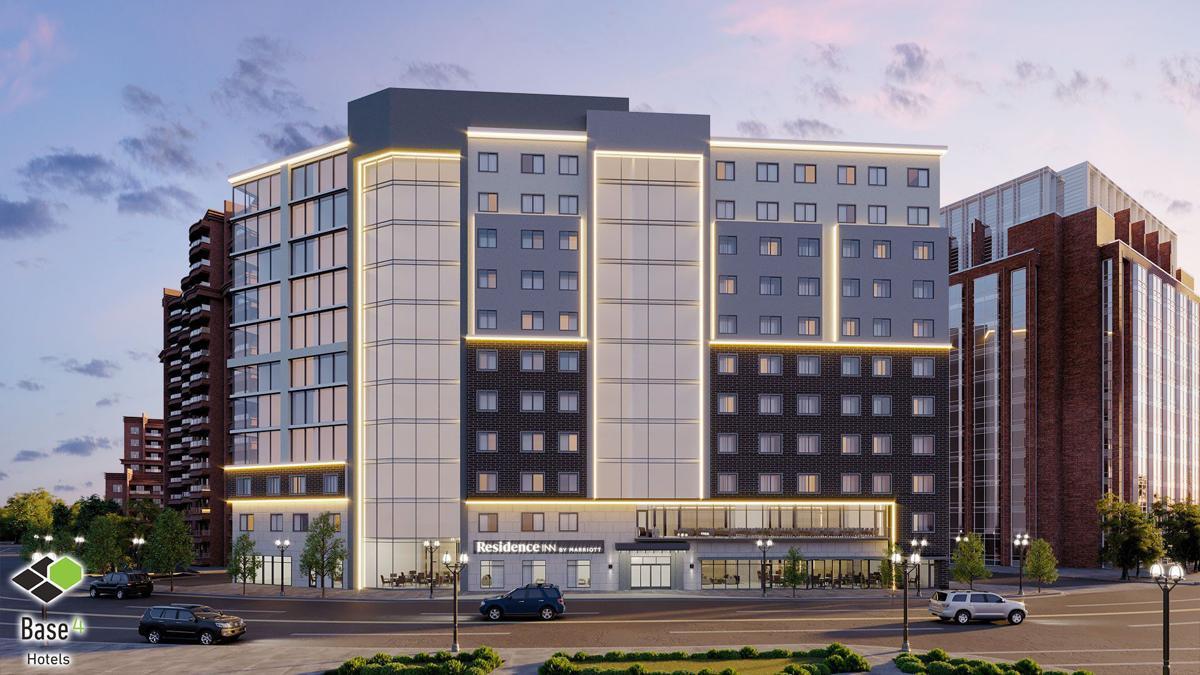 Midas Hospitality's proposed Clayton hotel