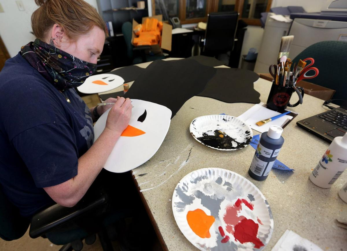 Stages artists find alternative ways to create income