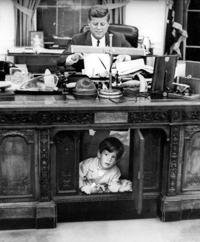 Kennedy Oval Office