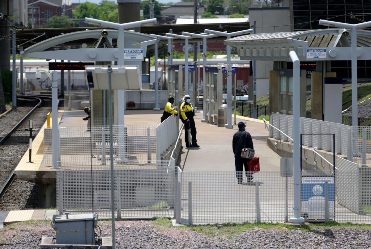 Enhanced fare enforcement on MetroLink platoforms