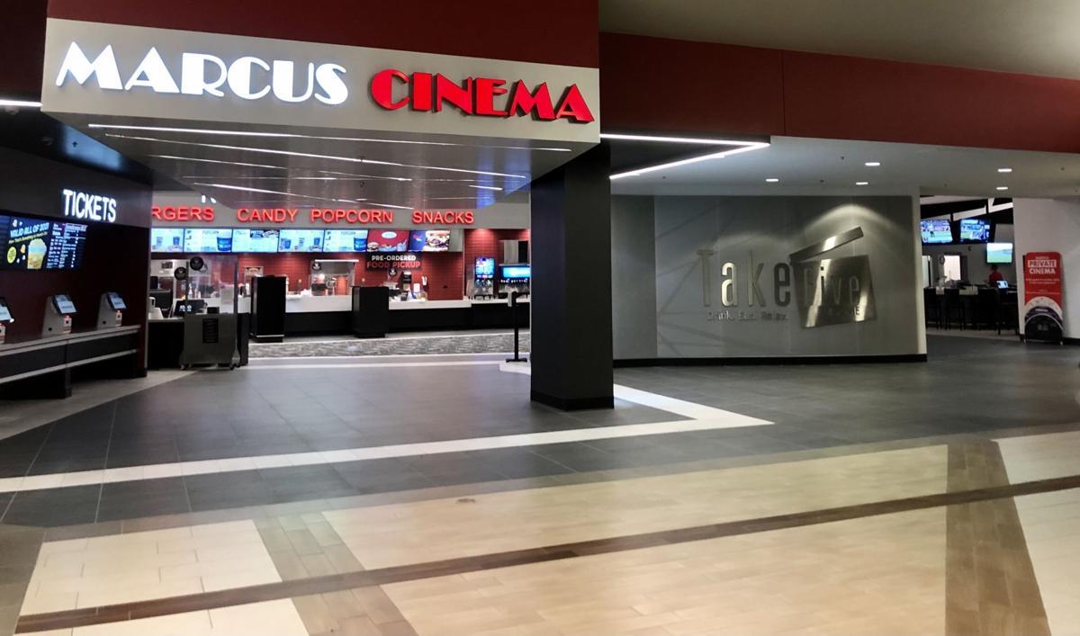 Marcus St. Peters Cinema Entrance