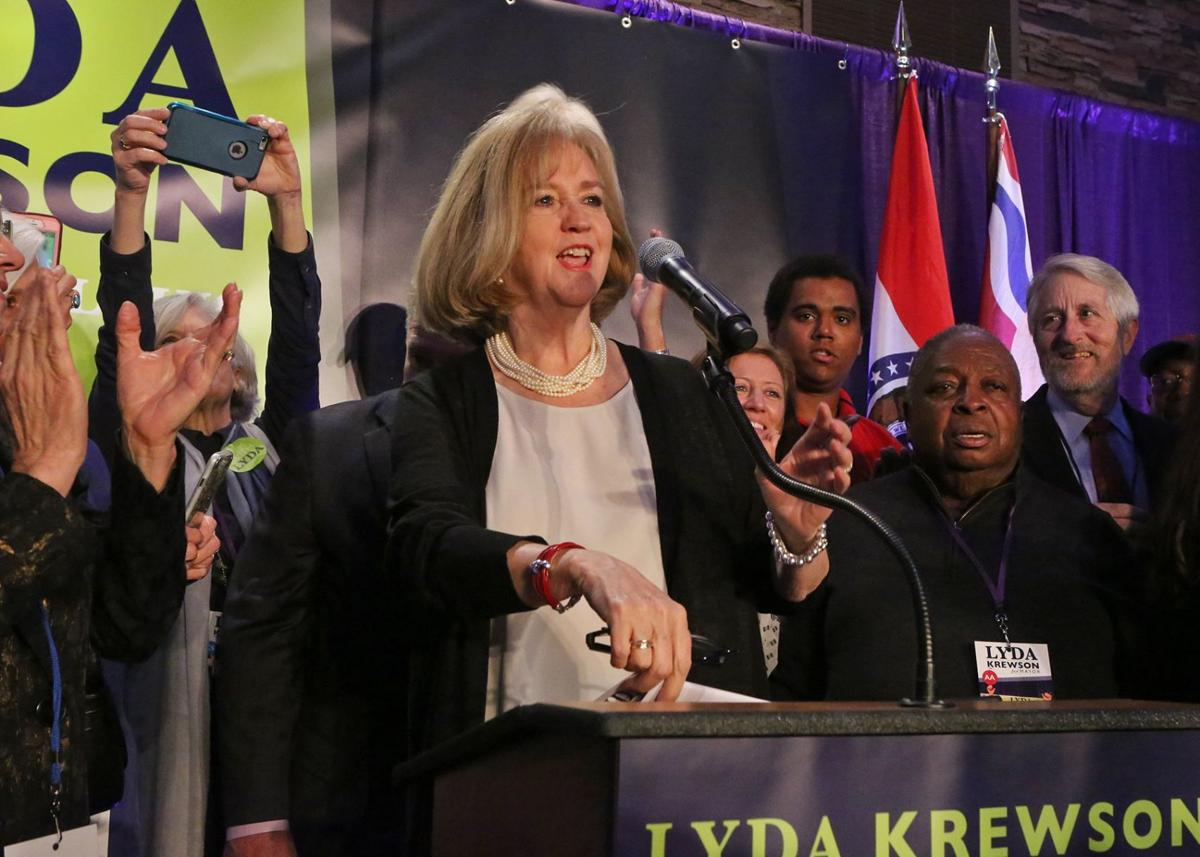 Lyda Krewson becomes first woman mayor of St. Louis