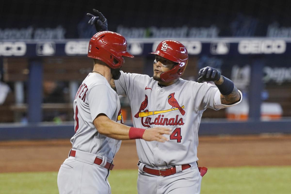 Cardinals Marlins Baseball