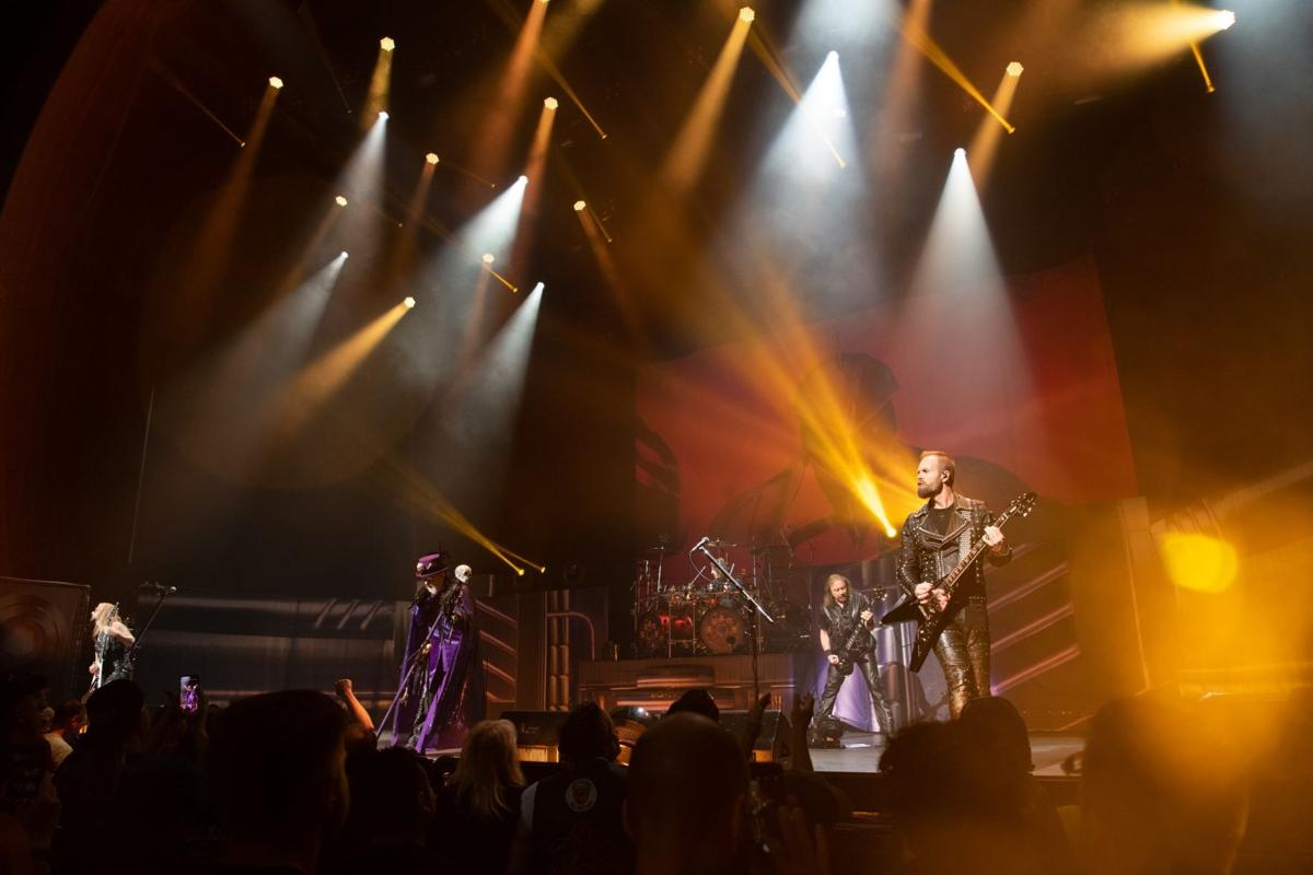 Judas Priest at Stifel Theatre