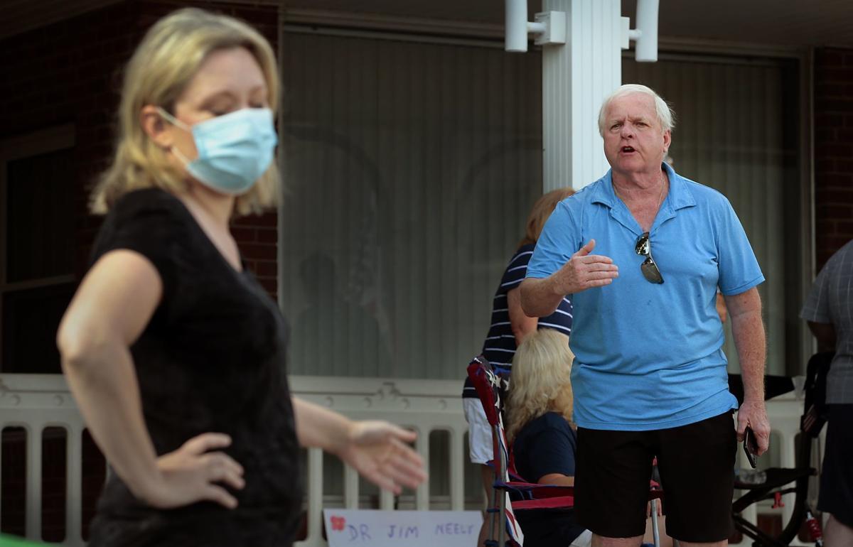 Jefferson County Health Department debates mandatory masks