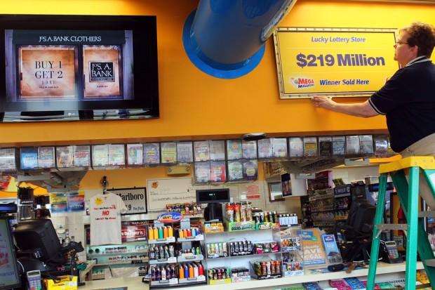 Motomart sells winning lotto ticket