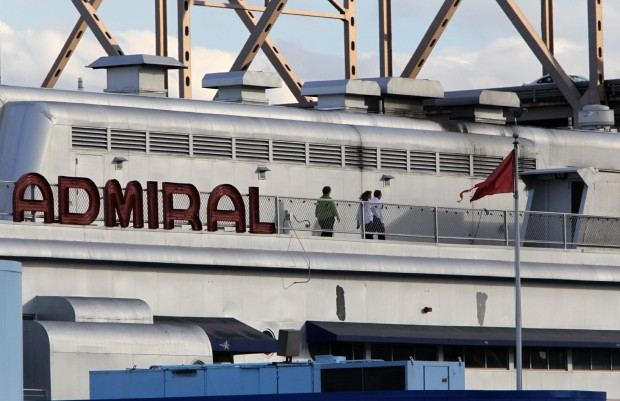 The Admiral riverboat casino