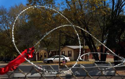 Ferguson apartment dwellers make the best of their situation