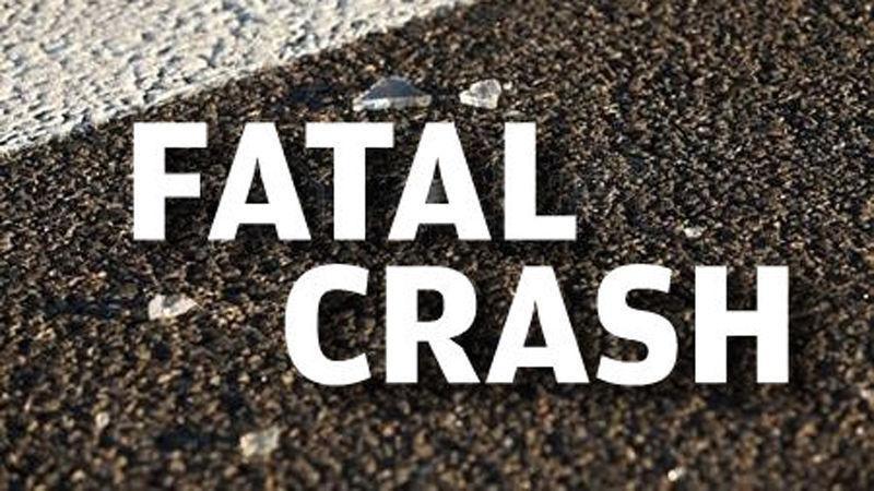 Mann getötet in Einzel-crash in Franklin County