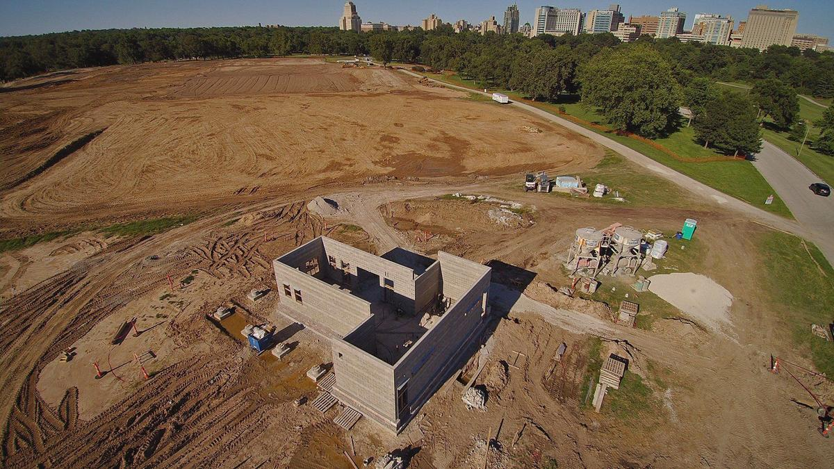 Central Fields At Forest Park Getting New Trails Visitor Facilities