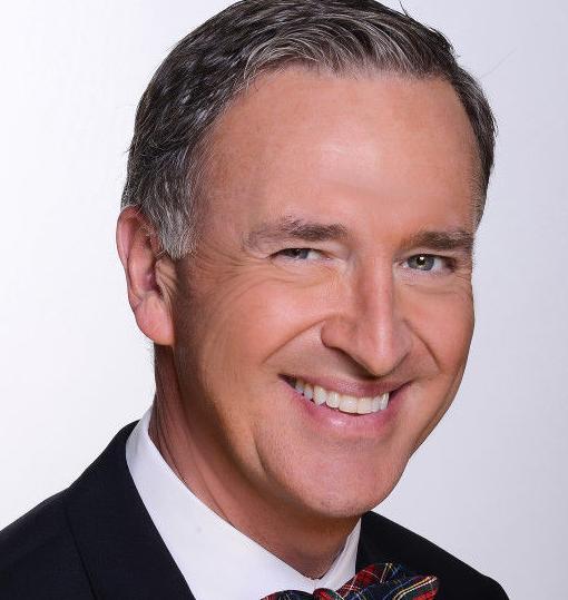 KTVI (Channel 2) anchor John Pertzborn