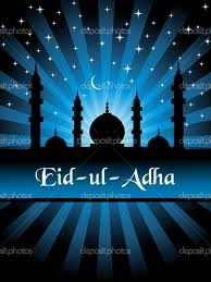 Eid ul Adha signifying sacrifice of Prophet Ibrahim