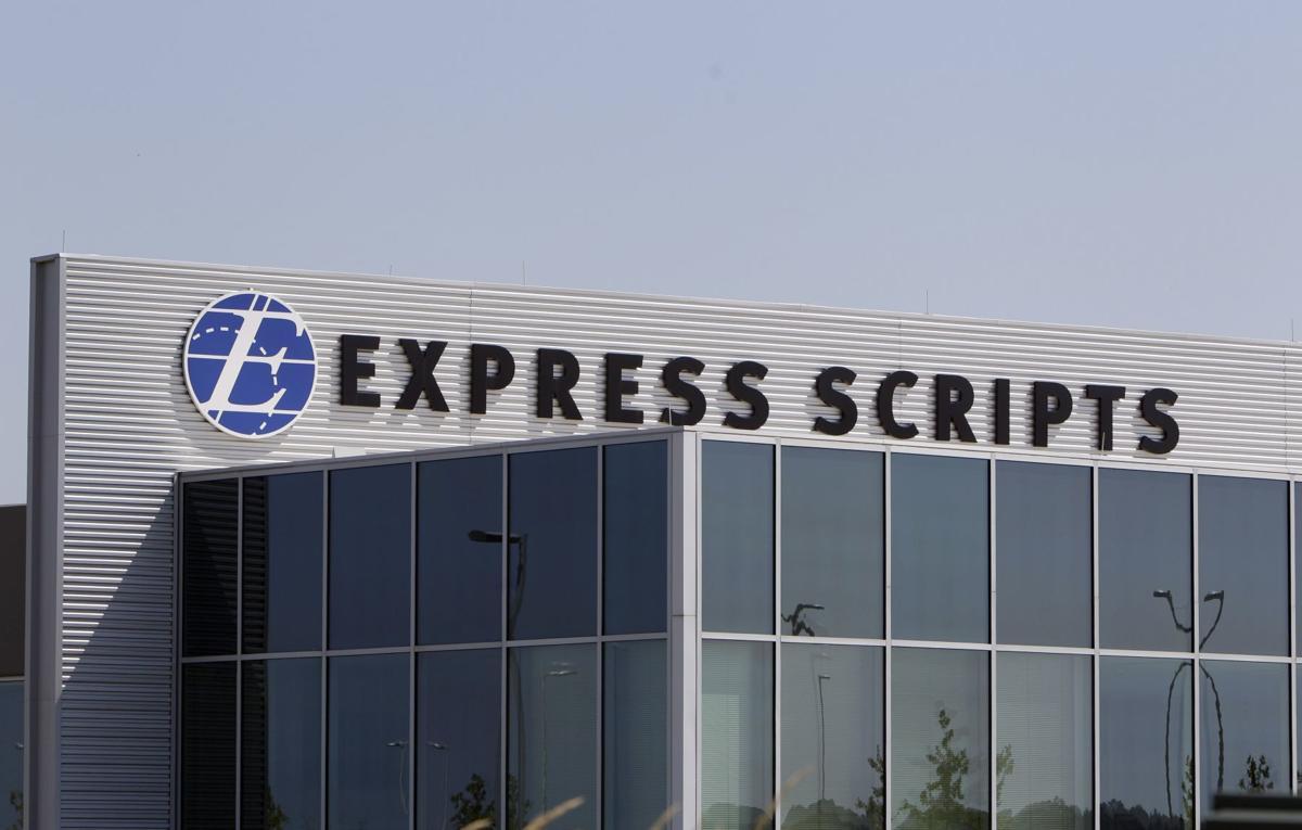 Earns Express Scripts
