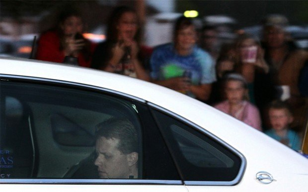 Coleman leaves after verdict is read