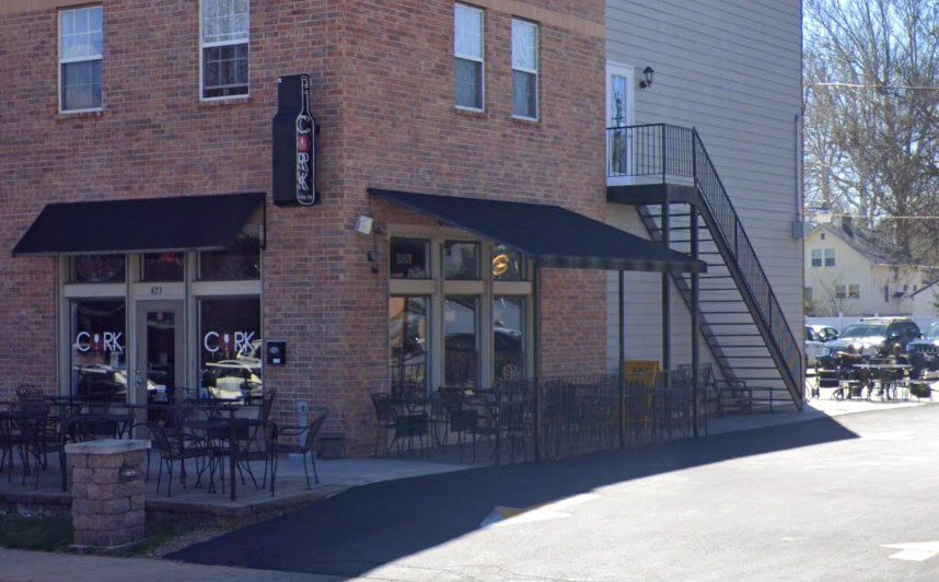 Cork Wine Bar exterior