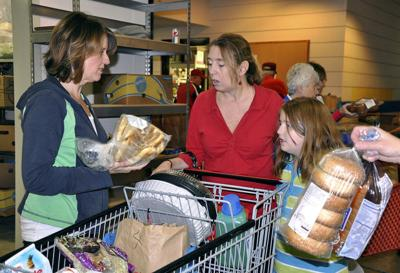 Local pantries form a coalition against hunger