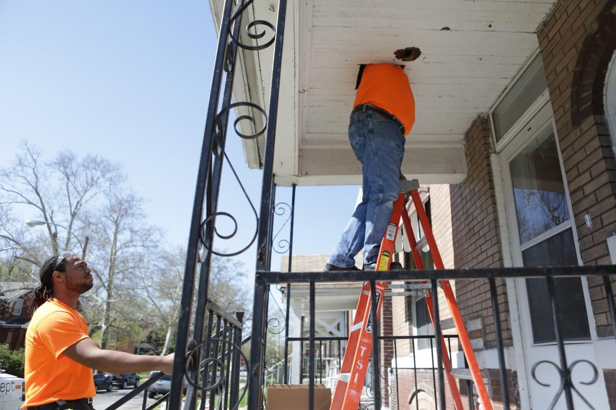 50 houses get free electrical repairs, thanks to St. Louis area union and contractors