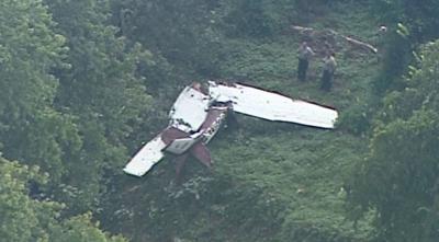Small plane crashes near Festus airport