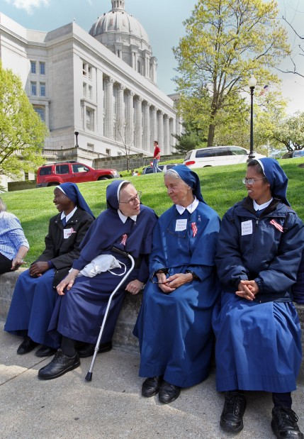 Rally for Religious Liberty at Capitol