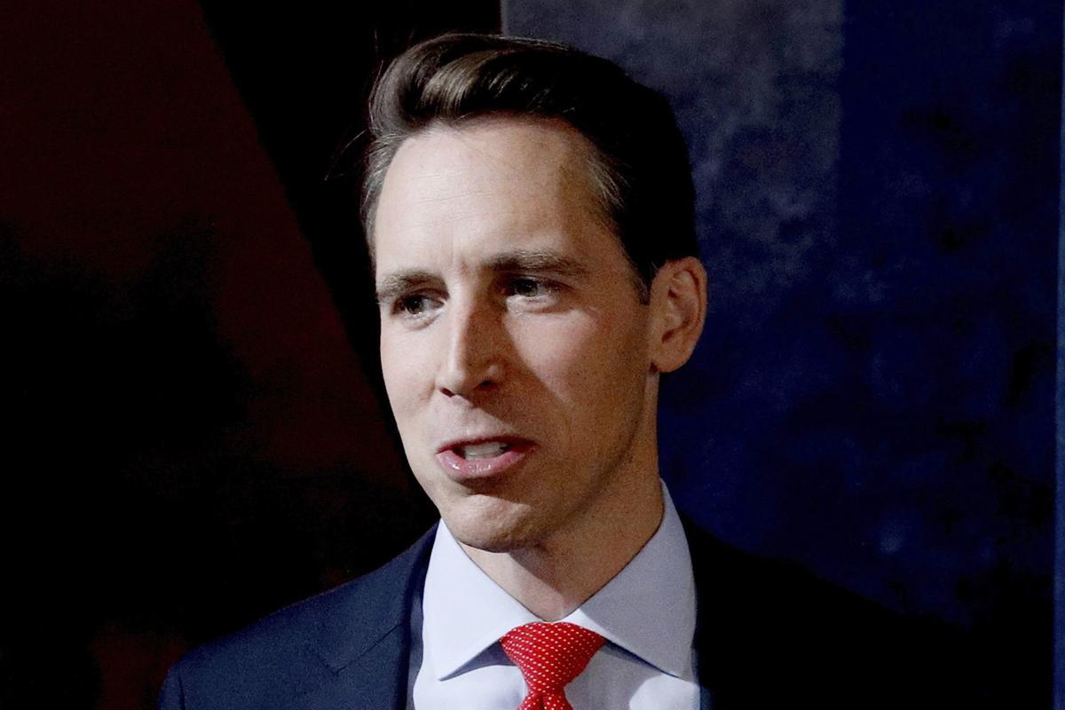 Election 2018 Senate Missouri Hawley