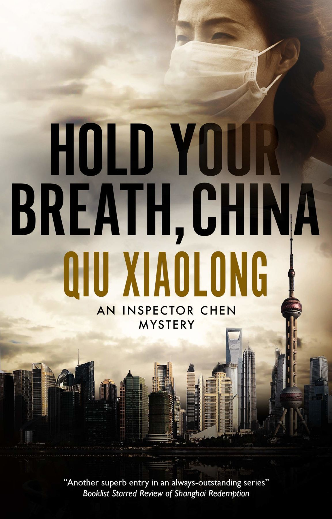 'Hold Your Breath, China'