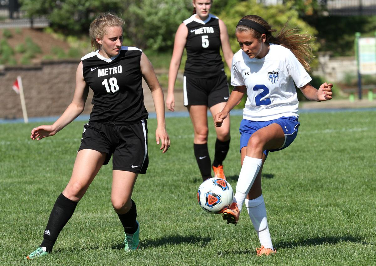 Maplewood-Richmond Heights vs. Metro girls soccer