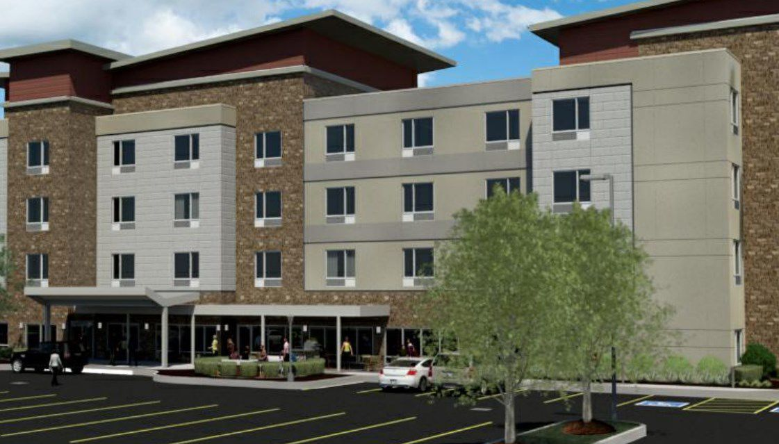 Towneplace Suites By Marriott Latham Albany Airport Building