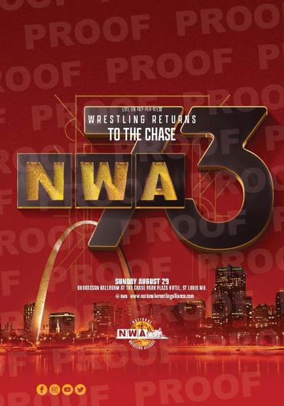 NWA 73 at the CHASE