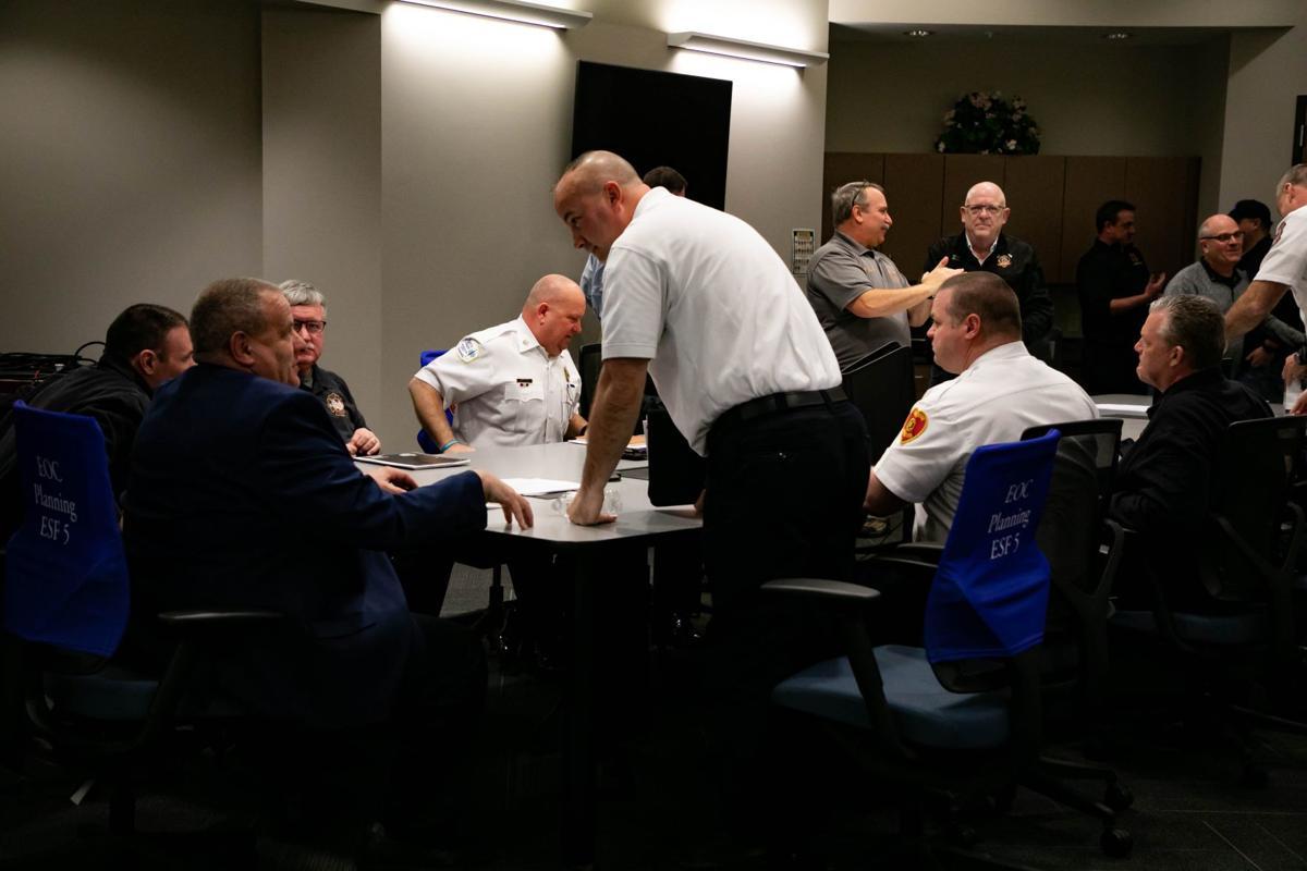 Coronavirus Emergency Management Meeting