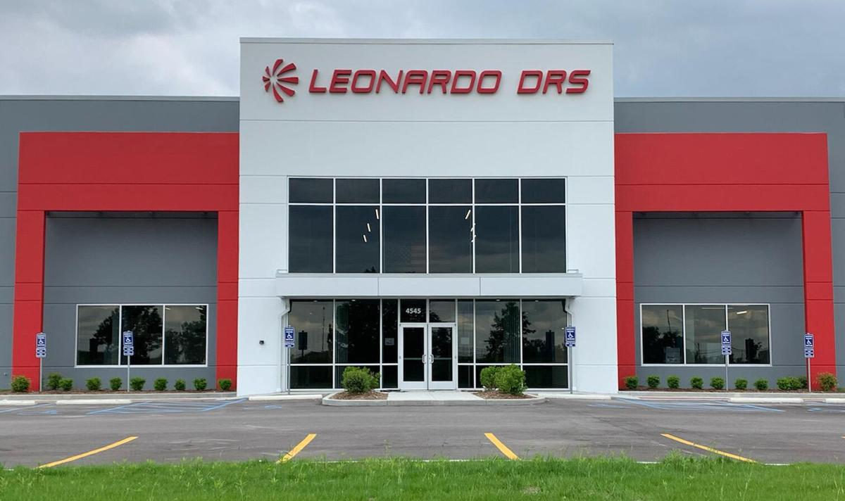 Photo provided by Leonardo DRS Land Systems 2