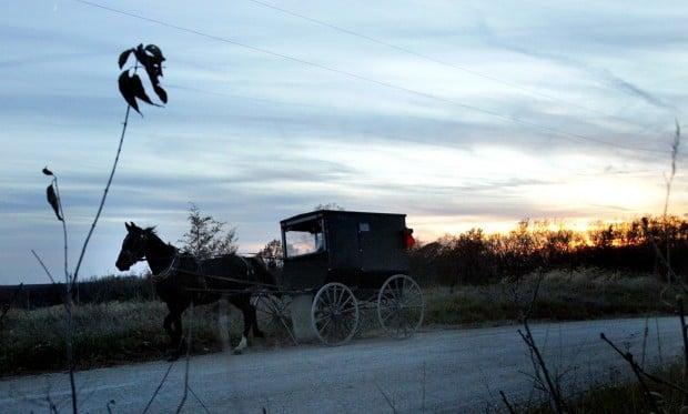 Amish in Kahoka Missouri