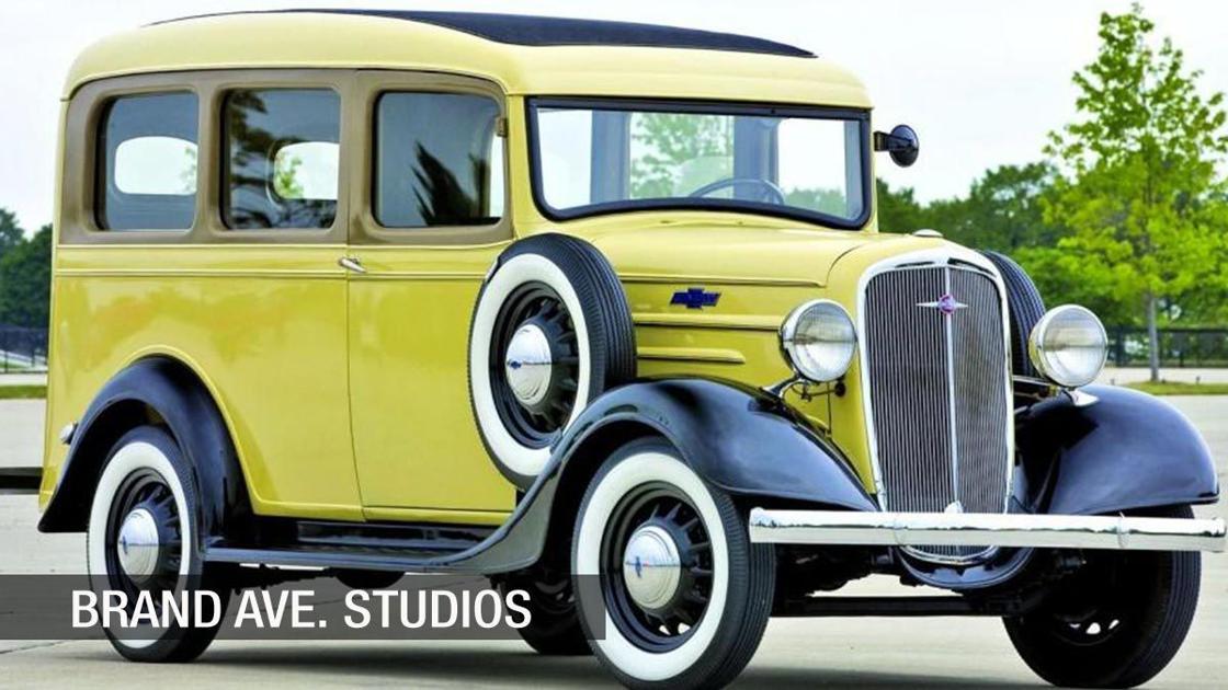 1935 chevy suburban a legend is born brandavestudios stltoday com 1935 chevy suburban a legend is born