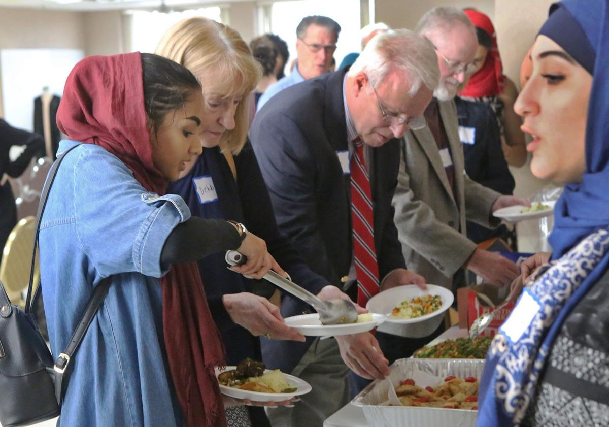 Mosque holds open house in Hazelwood